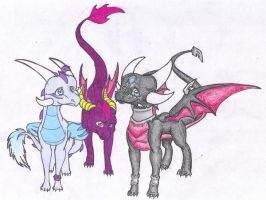 girlyys colored by aacrell