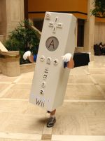 AWA XV: Wii Remote by vincent-h-nguyen