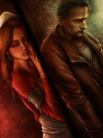 Silent Hill: Goodbye Lisa by hinxlinx