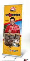 Rollup Stand Arash Mohd by mietony