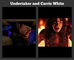 Undertaker and Carrie by Bobman235