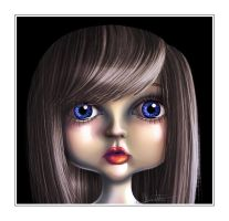 .:Little Doll:. by Ede1986