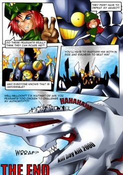 Mission Failed Comic Page 3 by zeiroid