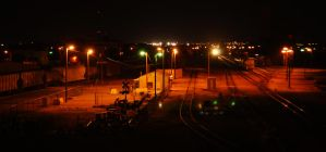 Tracks of Trains by SublimeBudd
