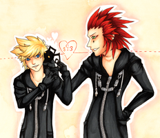 KH: 0813 by evilitachi