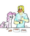 Ducks and Ponies 3 of 6 by katwarrior