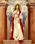 Renaissance Angel by ellaine