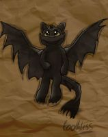 Toothless by star-bot381