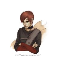 Gaara stylish by Lenap