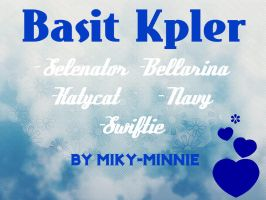 Basit Kpler Pack by miky-minnie