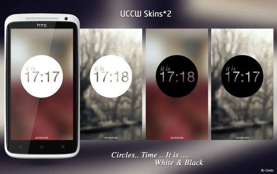 My second work ... Circles Time UCCW Skin by heha75