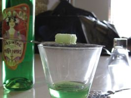 Absinthe stock 29 by Eyespiral-stock