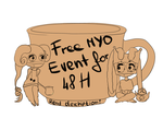 MYO (Make Your Own) Teecou Oc Event! CLOSED! by OrnellaArts