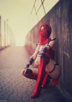 Mortal Kombat - Skarlet -02- by beethy