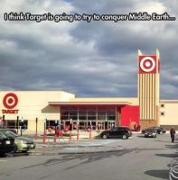 Target by TheFunnyAmerican