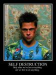 Fight Club Poster by beautifultoxin