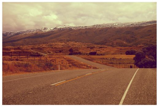 Open Road to Dunedin by Reiswaffel