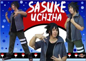 Road To Ninja Sasuke by pikabellechu