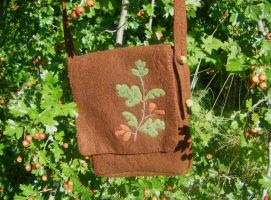 Hawthorn Forest Purse by Lolair