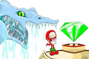 It's behind you Knux by naysu