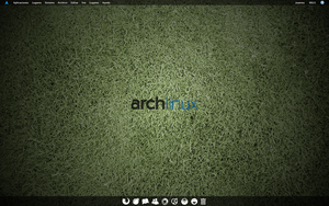 My old ArchLinux II by Juanma90