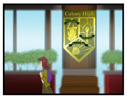 School-crest-details by What-the-Gaff