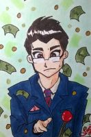 Exoptable Money Markimoo by Bridgeotto