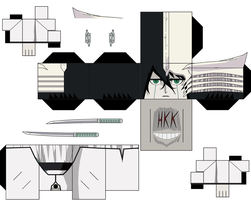 Ulquiorra Cifer by hollowkingking