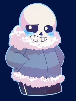 Sansy - Undertale by AT-Studio