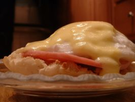 Eggs Benedict II by Sigil79