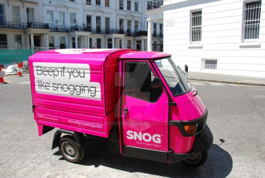 The SnogMobile by oxygenized