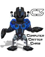 Computer Critter Chris by drayh1985