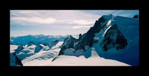 Mont Blanc by shuttercreations by Scapes-club
