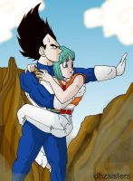 VxB Catch me by dbzsisters