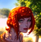 Freckles by Santolouco