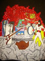 Aqua Teen Hunger Force by RocknRowe