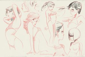 Sketches by raultrevino