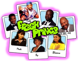 Fresh Prince by BFX-Designs