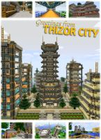 Thizor City Centre by thizorac