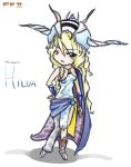 Final Fantasy II - Hilda by Cayys