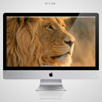 My new OS X Lion by garcinga10