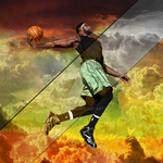 Lebron James by Astropeak