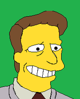 The Simpsons - Troy McClure by LamePie