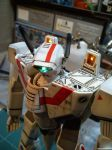 VF-1J Battroid - testing LEDs by brolyss4