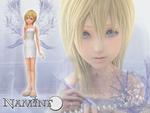 Namine--White Witch by angel1573