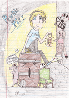 PewDie Pie! by TotalZADRFangirl97