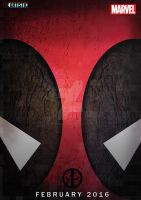 DEADPOOL- Fan poster by Karthikgowrisankar