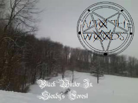 ITW - Black Winter in Slendy's Forest EP by The-Hylian-Metalhead