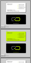 QD Studios Business Card by qdstudios