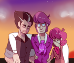 Reunion by MysteryMannie